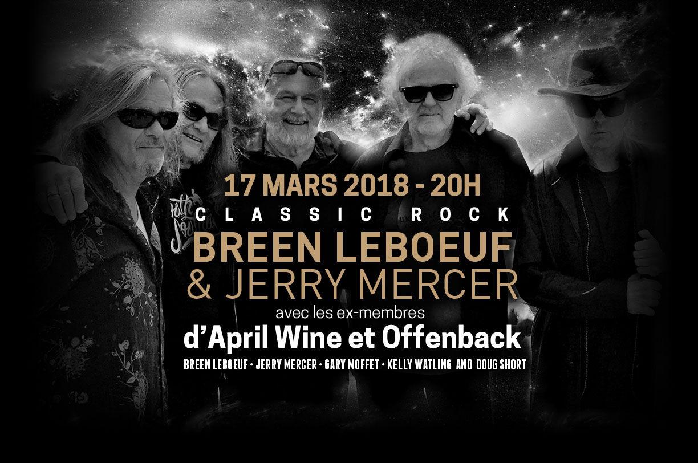 Breen Leboeuf & Jerry Mercer
